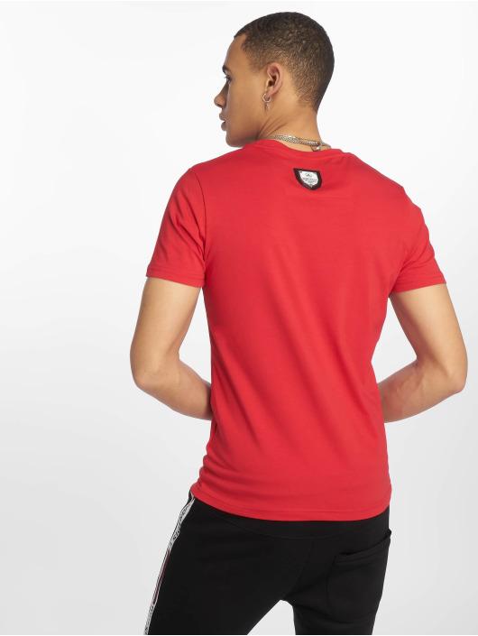 Horspist T-Shirty Boston czerwony