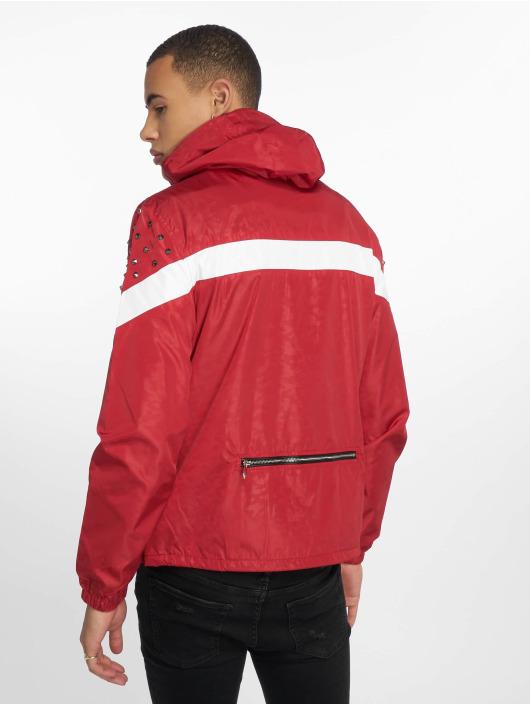 Horspist Transitional Jackets Tracker red