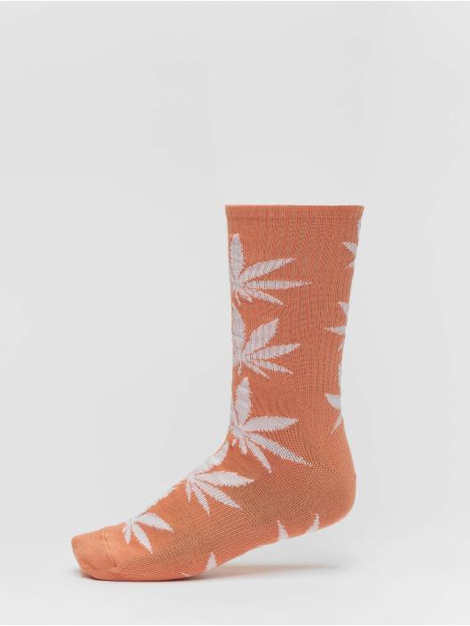 HUF Calcetines Plantlife naranja