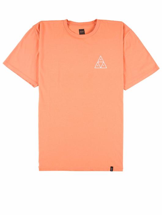HUF Camiseta Essentials Tt S/S naranja