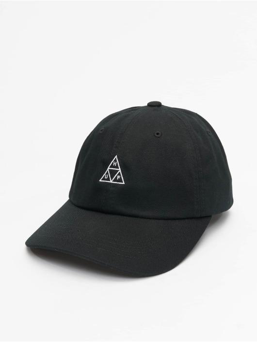 HUF Casquette Snapback & Strapback Essentials Tt Cv Hat noir