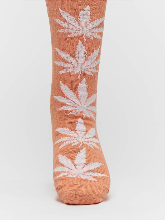 HUF Chaussettes Plantlife orange
