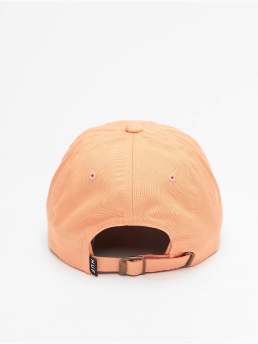 HUF Snapback Cap Essentials Tt Cv Hat orange