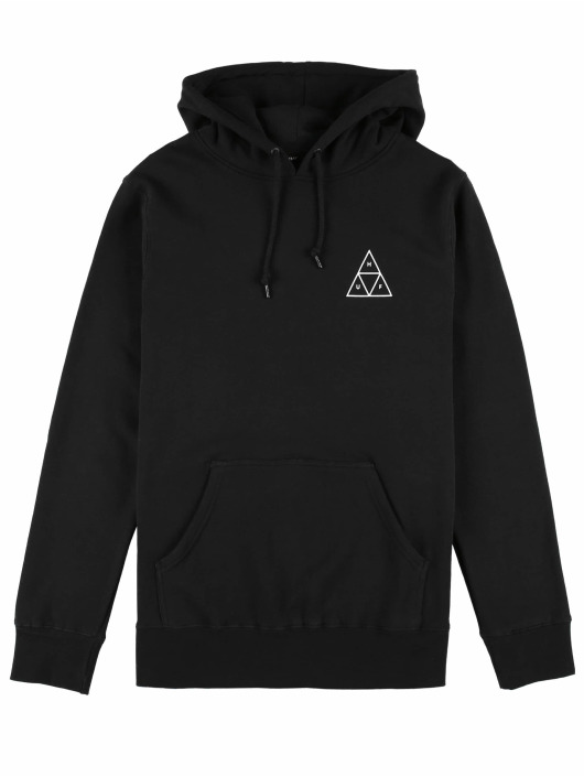 HUF Sudadera City Rose negro