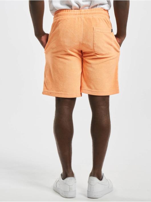 HUF Szorty Clayton pomaranczowy