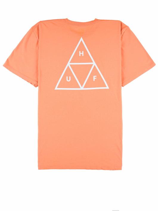 HUF T-paidat Essentials Tt S/S oranssi