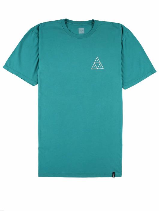 HUF T-Shirt Rose Tt S/S grün