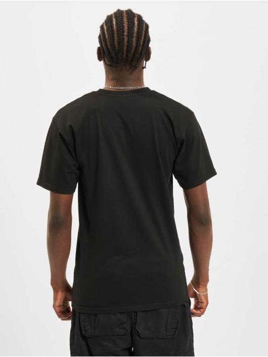 HUF T-Shirt Cooper Flock schwarz