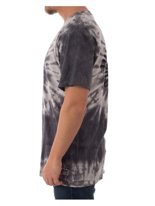HUF T-Shirty Felix Hypnotize Spiral szary