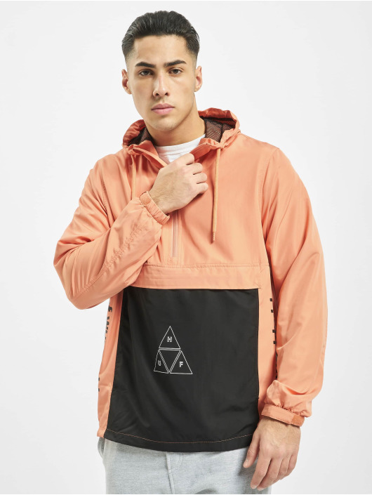 HUF Transitional Jackets Peak 3.0 Anorak oransje