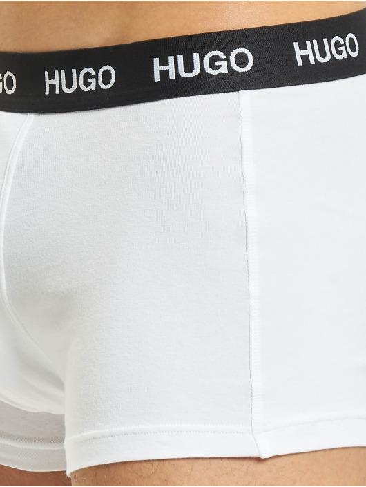 Hugo Boxershorts 3-Pack Trunk weiß
