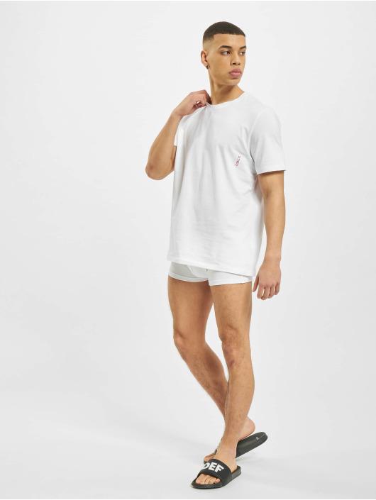 Hugo T-Shirt Twin Pack 2-Pack blanc