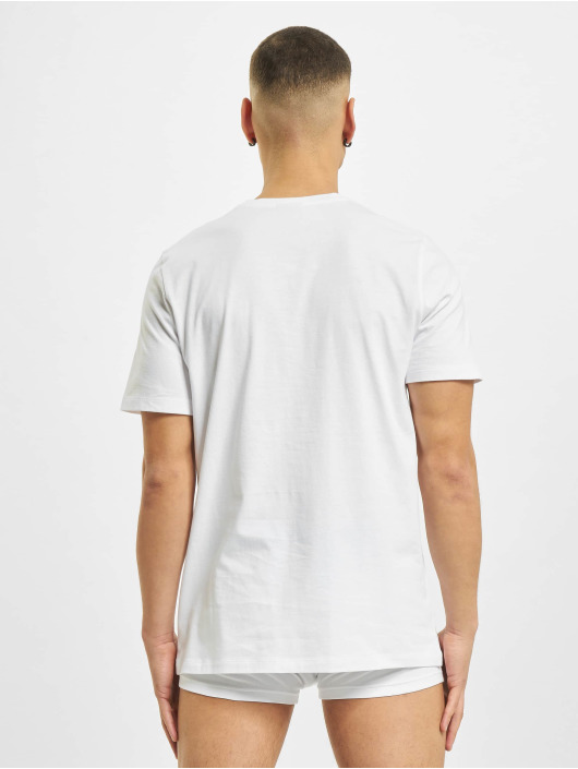 Hugo T-Shirty Twin Pack 2-Pack bialy