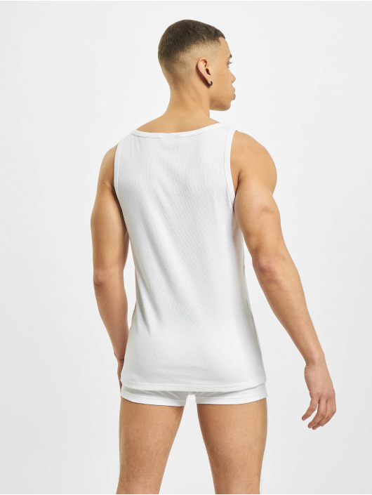 Hugo Tank Tops 2-Pack bialy