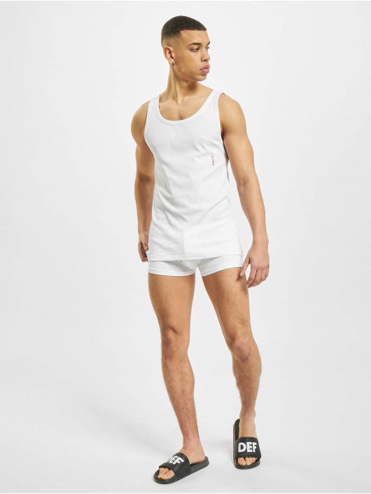 Hugo Tank Tops 2-Pack white