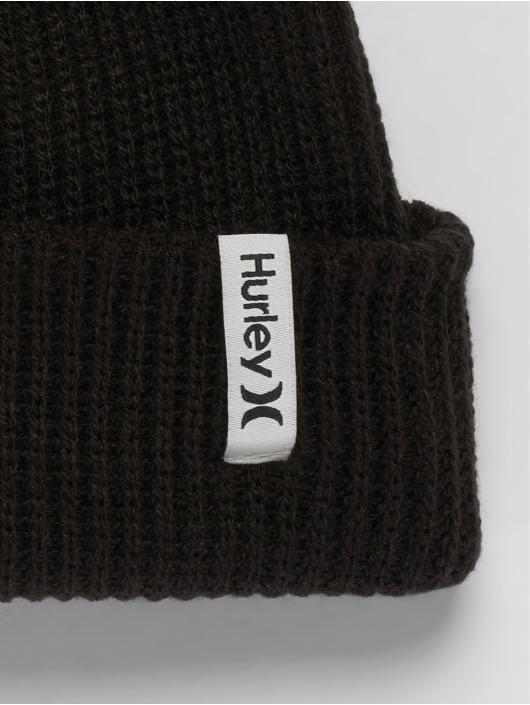 Hurley Beanie Staple OAO zwart