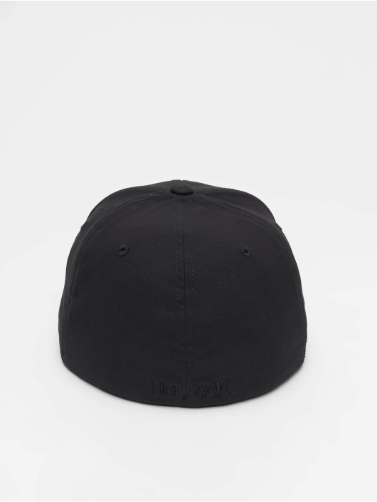 Hurley Flexfitted Cap Dri Fit One & Only čern
