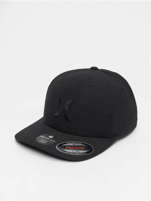 Hurley Flexfitted Cap Dri Fit One & Only nero