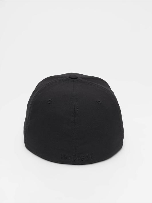 Hurley Flexfitted Cap Dri Fit One & Only zwart