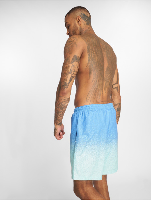 HYPE Badeshorts Speckle Fade blue