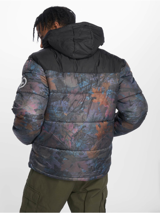 HYPE Puffer Jacket Leaf colored