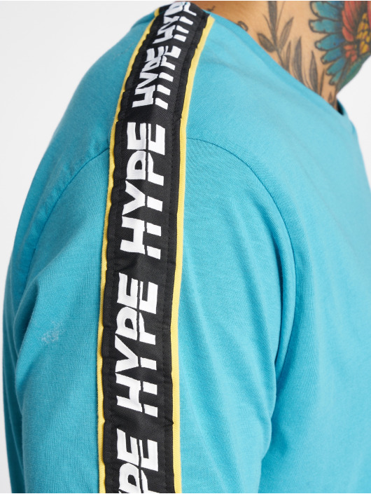 HYPE Warning T Shirt Teal
