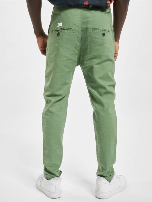 I Love Ugly Pantalon chino Ugly Edo vert