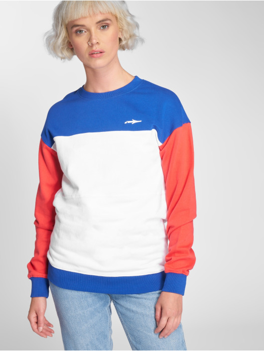 Illmatic Пуловер Colorblock белый