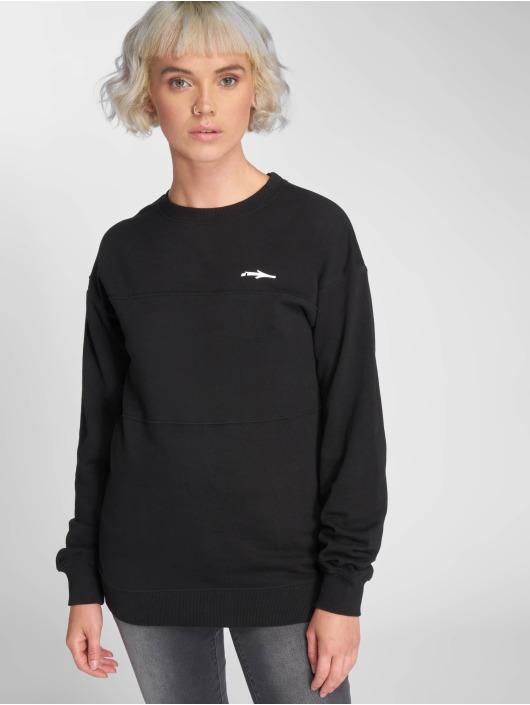 Illmatic Пуловер Colorblock черный