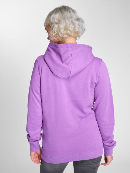 Illmatic Bluzy z kapturem LOGO fioletowy