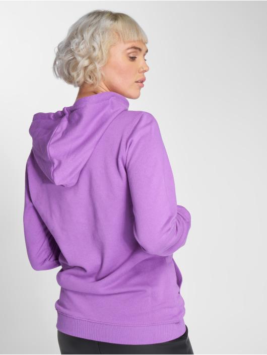 Illmatic Bluzy z kapturem Classic fioletowy