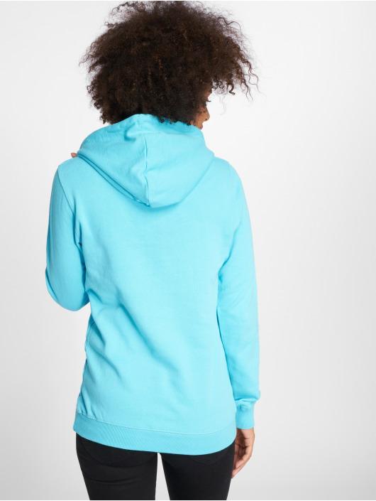 Illmatic Bluzy z kapturem LOGO niebieski