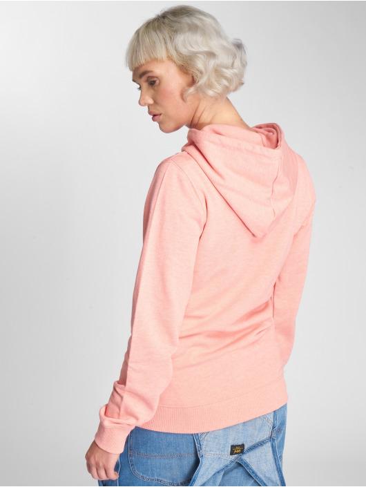Illmatic Bluzy z kapturem Classic rózowy