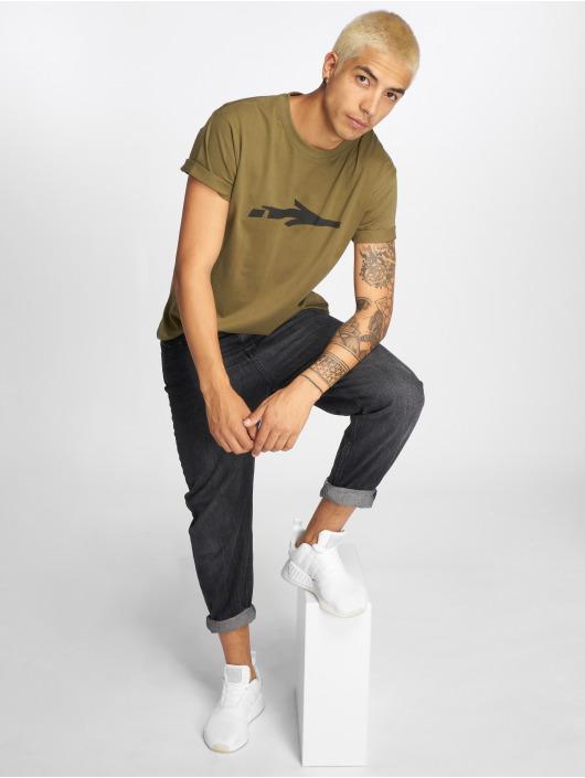 Illmatic Camiseta Nerv oliva