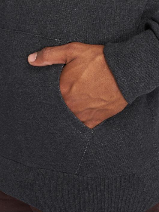 Illmatic Felpa con cappuccio Logoism grigio