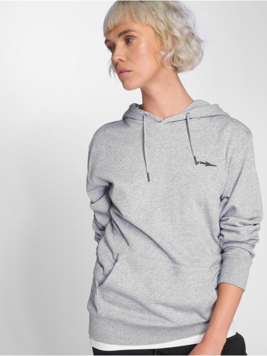 Illmatic Felpa con cappuccio Smalls grigio