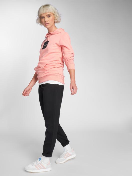 Illmatic Felpa con cappuccio Logoism rosa chiaro