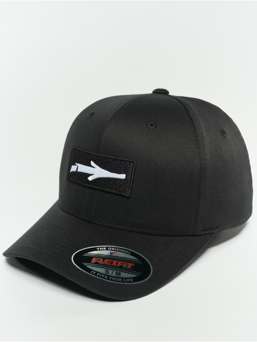 Illmatic Flexfitted Cap Inbox èierna