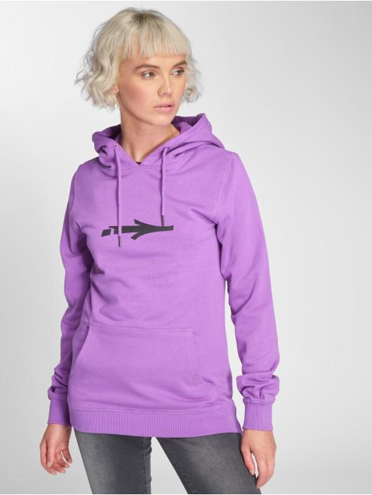 Illmatic Hoodie LOGO purple
