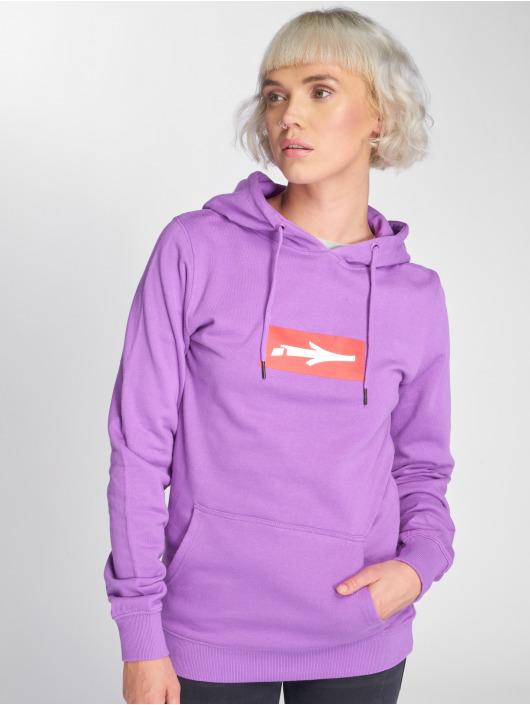Illmatic Hoodie Arrow purple