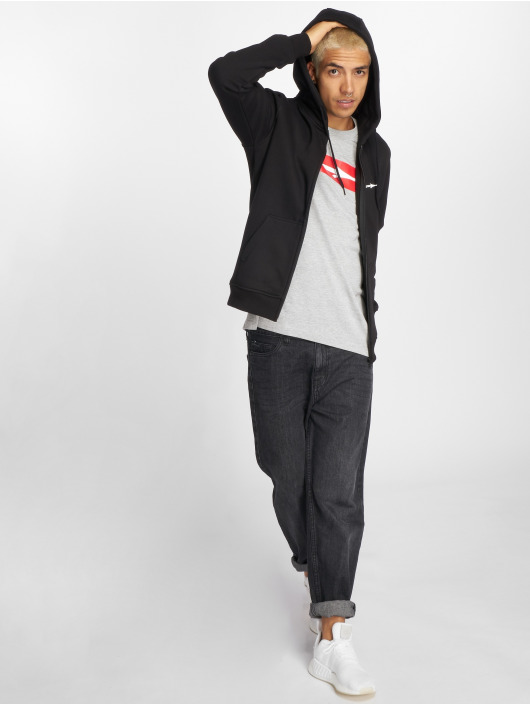 Illmatic Hoodies con zip Smalls nero