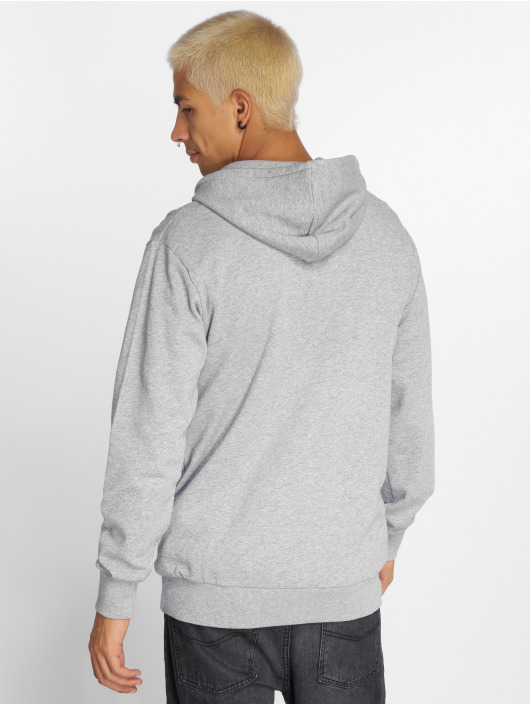 Illmatic Hoodies Logoism grå