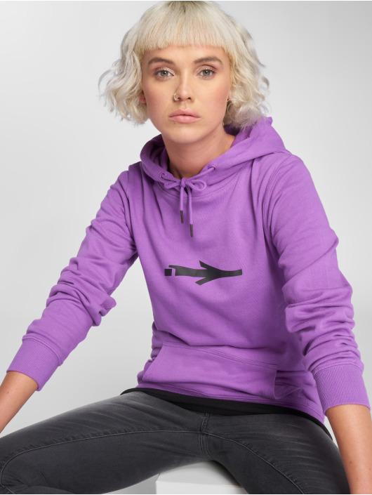 Illmatic Hoody LOGO violet