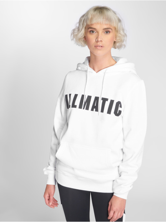 Illmatic Mikiny Inface biela