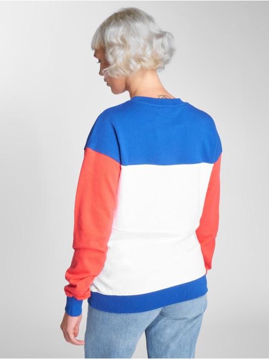 Illmatic Pullover Colorblock weiß