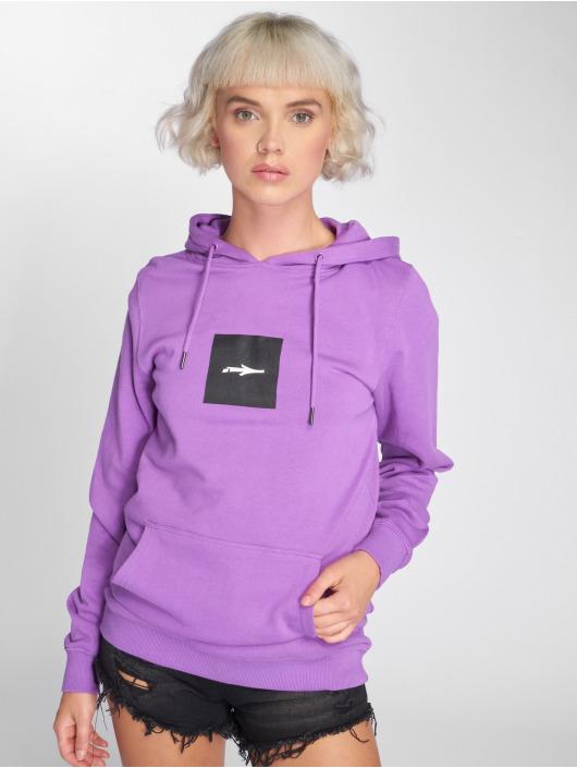 Illmatic Sudadera Logoism púrpura