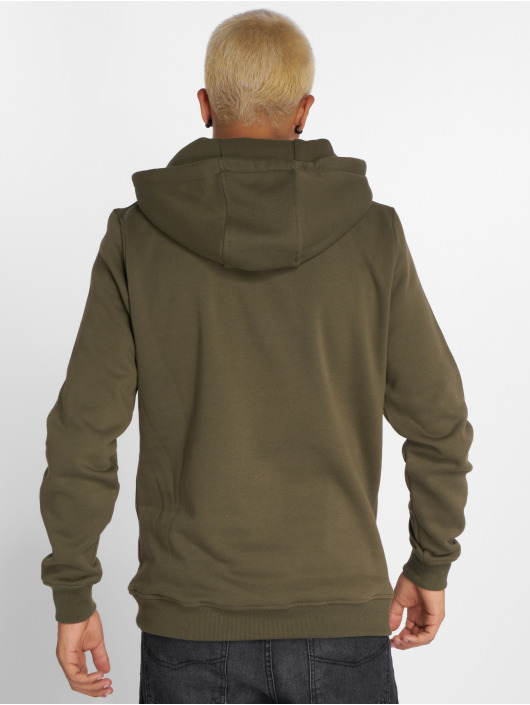 Illmatic Sweat capuche Inbox olive