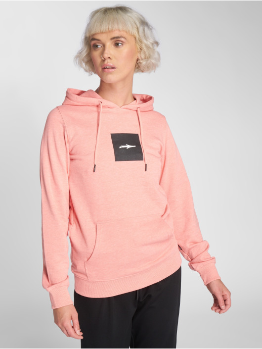 Illmatic Sweat capuche Logoism rose
