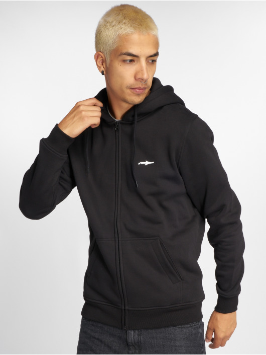 Illmatic Sweat capuche zippé Smalls noir