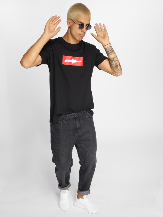 Illmatic T-Shirt Inbox schwarz